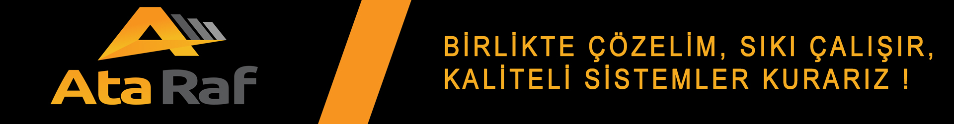 Ataraf Alt Çözüm Banner